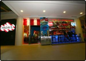 T.G.I. FRiDAY'S Cebu