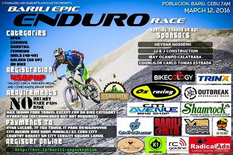 Barili Epic Enduro Race