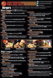 zarks-burger-menu