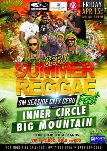 Cebu Summer Reggae Fest